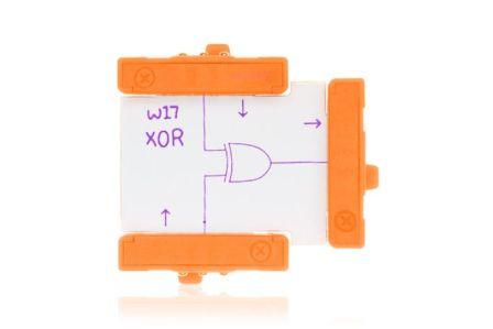 LittleBits XOR w17
