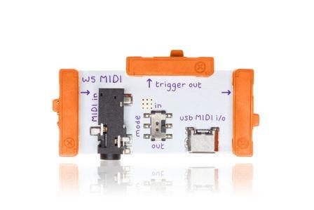 LittleBits MIDI w5