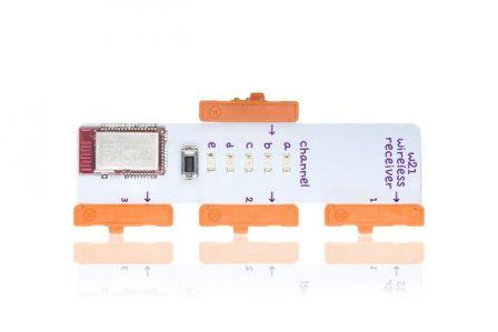 LittleBits Wireless Receiver (5 Channels)