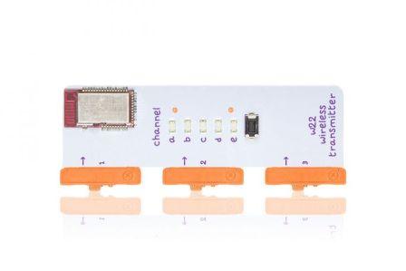 LittleBits Wireless Transmitter (5 Channels) w22