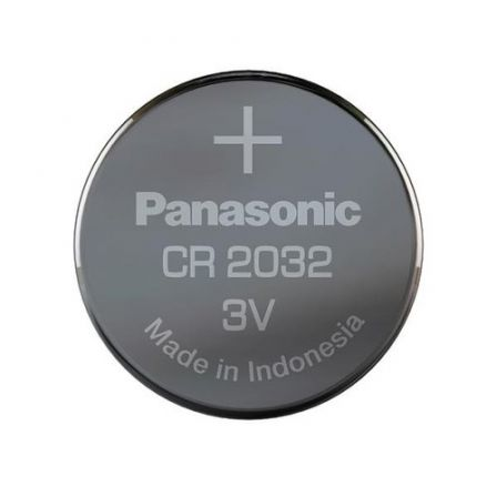 CR2032 Panasonic Lithium Batterij - 3V 220mAh