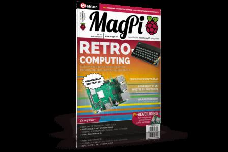 MagPi #2 - Nederlands - Mei/Juni 2018