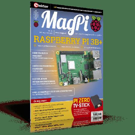 MagPi #3 Juli/Augustus 2018