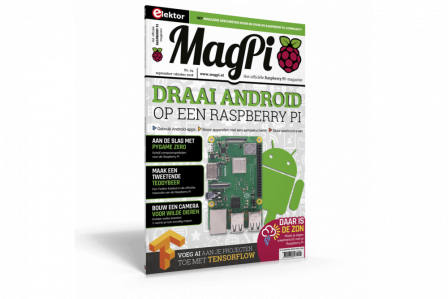 MagPi #4 - Nederlands - September/Oktober 2018