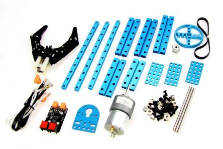 MakeBlock Robot Arm Add-on Pack voor Robot Starter Kit - Blauw