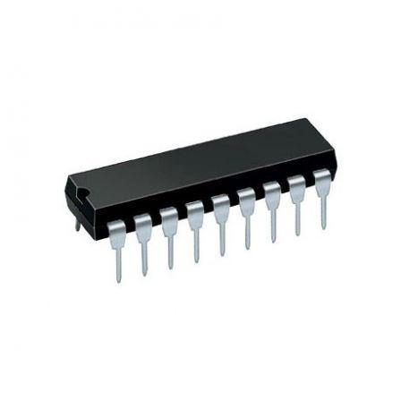MCP23008-E/P I/O Expander, 8bit, 1.7 MHz, I2C, Serial, 4.5 V, 5.5 V, DIP