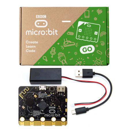 BBC Micro:Bit V2 GO Bundel
