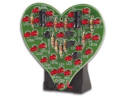Velleman Valentijnshartjes MK101