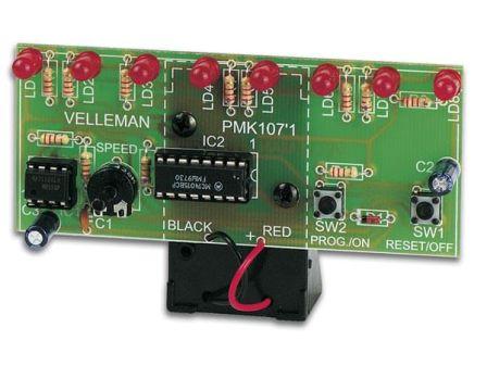 Velleman LED Looplicht MK107