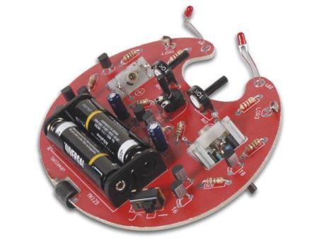 Velleman Kruipende MicroBUG MK129