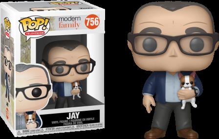 Funko Pop! Modern Family: Jay #756