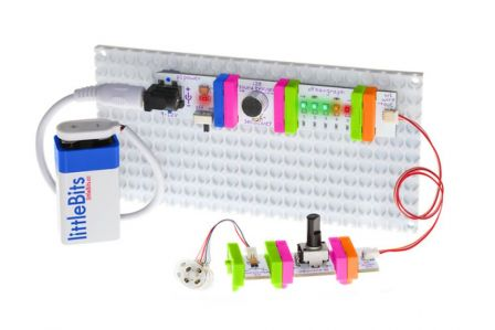LittleBits Mounting Boards A26