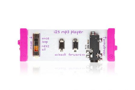 LittleBits MP3 Player i25