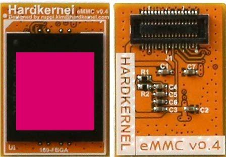 32GB eMMC Module N2 Linux