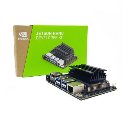 NVIDIA Jetson Nano Developer Kit, Small AI Computer