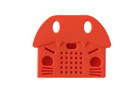 Siliconen Behuizing voor Micro:Bit V2 - Oranje