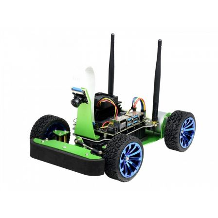 Waveshare JetRacer AI Racing Robot Zonder Jetson Nano
