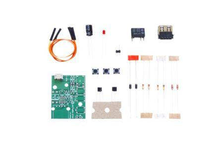 Pi Supply Switch - On/Off Power Switch V1.1