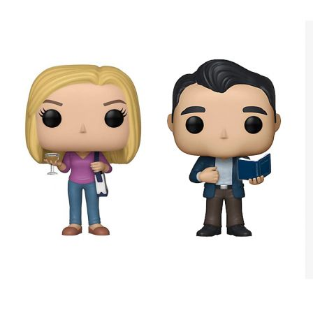 Funko Pop! Modern Family Phil & Claire as Couple