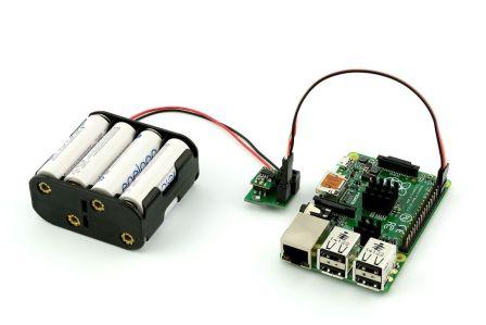 BattBorg voor Raspberry Pi - Kit