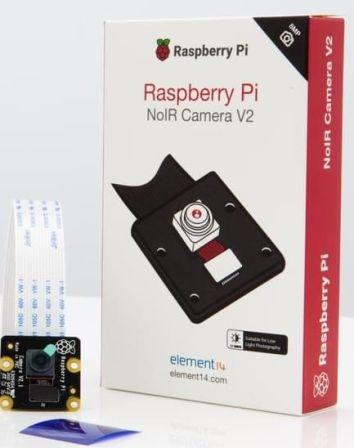Raspberry Camera Module NoIR V2
