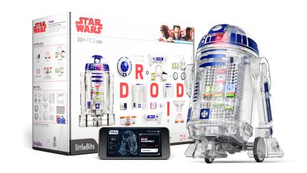 LittleBits Star Wars R2D2 Droid inventor Kit voor HCC Leden