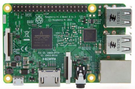 Officiële Raspberry Pi 3 B Starter Kit met Originele Accessoires