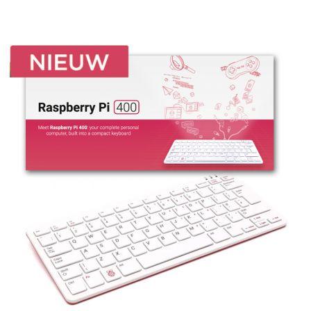 Raspberry Pi 400 - Alles in een PC