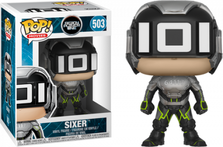Funko POP! Ready Player One: Sixer #503