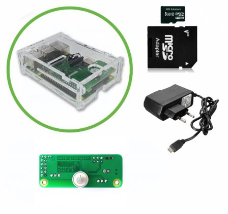 Raspberry Pi 3B+ Remote Pi Kit