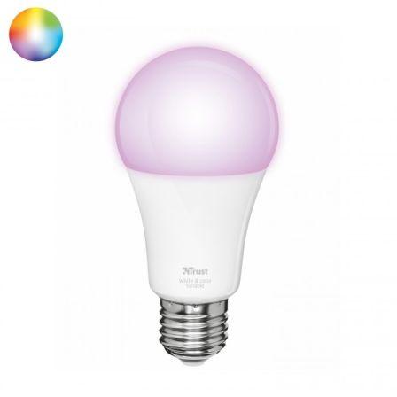 Klik aan Klik uit ZLED-RGB9 Dimbare E27 LED Lamp - Aanpasbare kleur