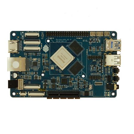 Pine64 Rock64 Pro 4gb