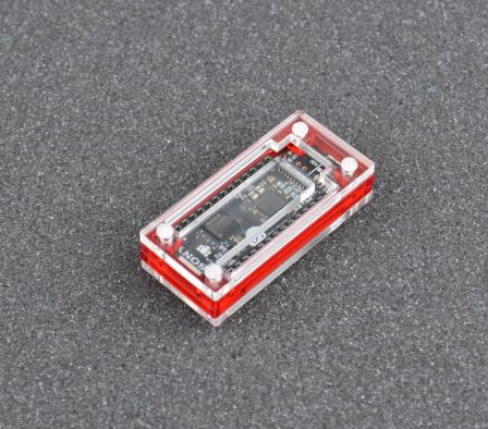 Primo Components Spresense Main Board Behuizing Rood