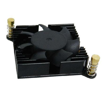 ROCKPro64 10mm Low Profile Heatsink With Fan