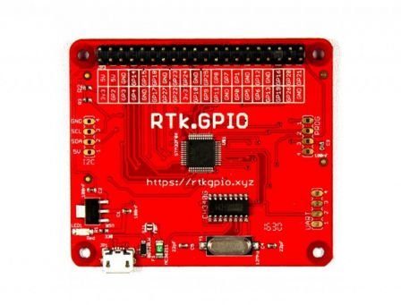 Ryanteck RTk.GPIO (PC GPIO Interface)