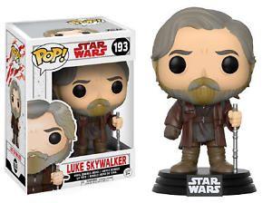 Funko Pop! Star Wars Last Jedi: Luke Skywalker