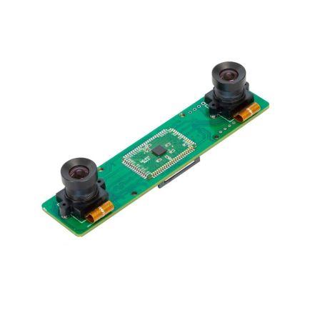 Arducam 1MP*2 Stereo Camera for Raspberry Pi, Nvidia Jetson Nano/Xavier NX, Dual OV9281 Monochrome Global Shutter Camera Module