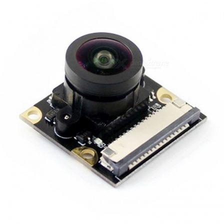 Raspberry Pi Camera (M) Visoog Lens (200°)