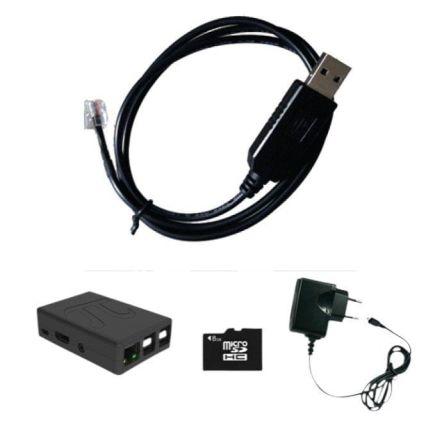 Slimme Meter Domoticz Starter Kit met Raspberry Pi 3B