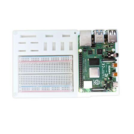 SOS ProtoDock voor Raspberry PI - Wit