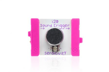 Littlebits Soundtrigger