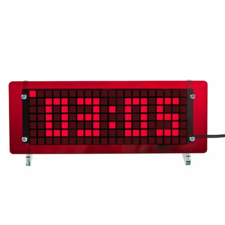 SpikenzieLabs Time Desk Clock LTE - Solderen vereist