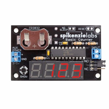 SpikenzieLabs Basic Counter Kit