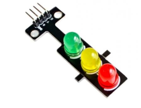 Stoplicht 5V voor Raspberry Pi