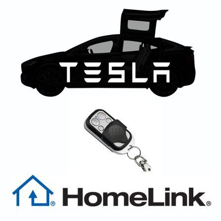Tesla HomeLink Set - Domotica