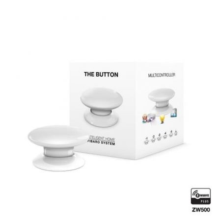 Fibaro The Button / FGPB-101-1 ZW5 - Wit