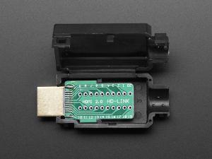 HDMI Plug Breakout Board
