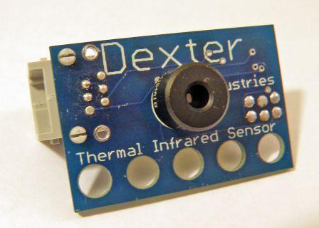 Dexter Thermal Infrarood Sensor (TIR)
