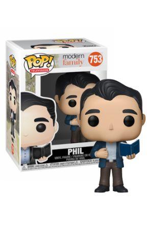 Funko Pop! Modern Family: Phil #753