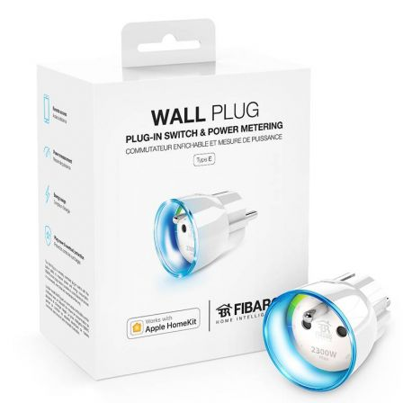 FIBARO Wall plug E voor Apple Homekit